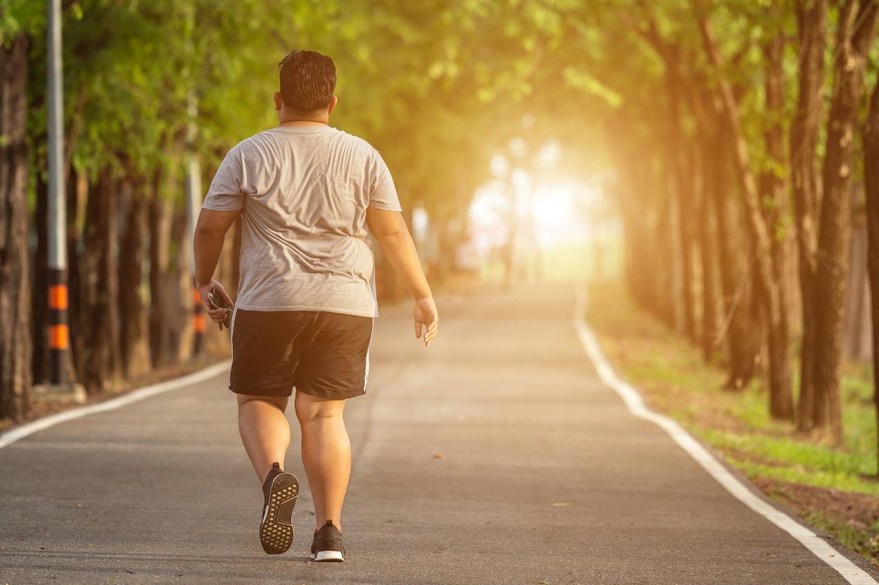 Tratamento da obesidade: um passo de cada vez