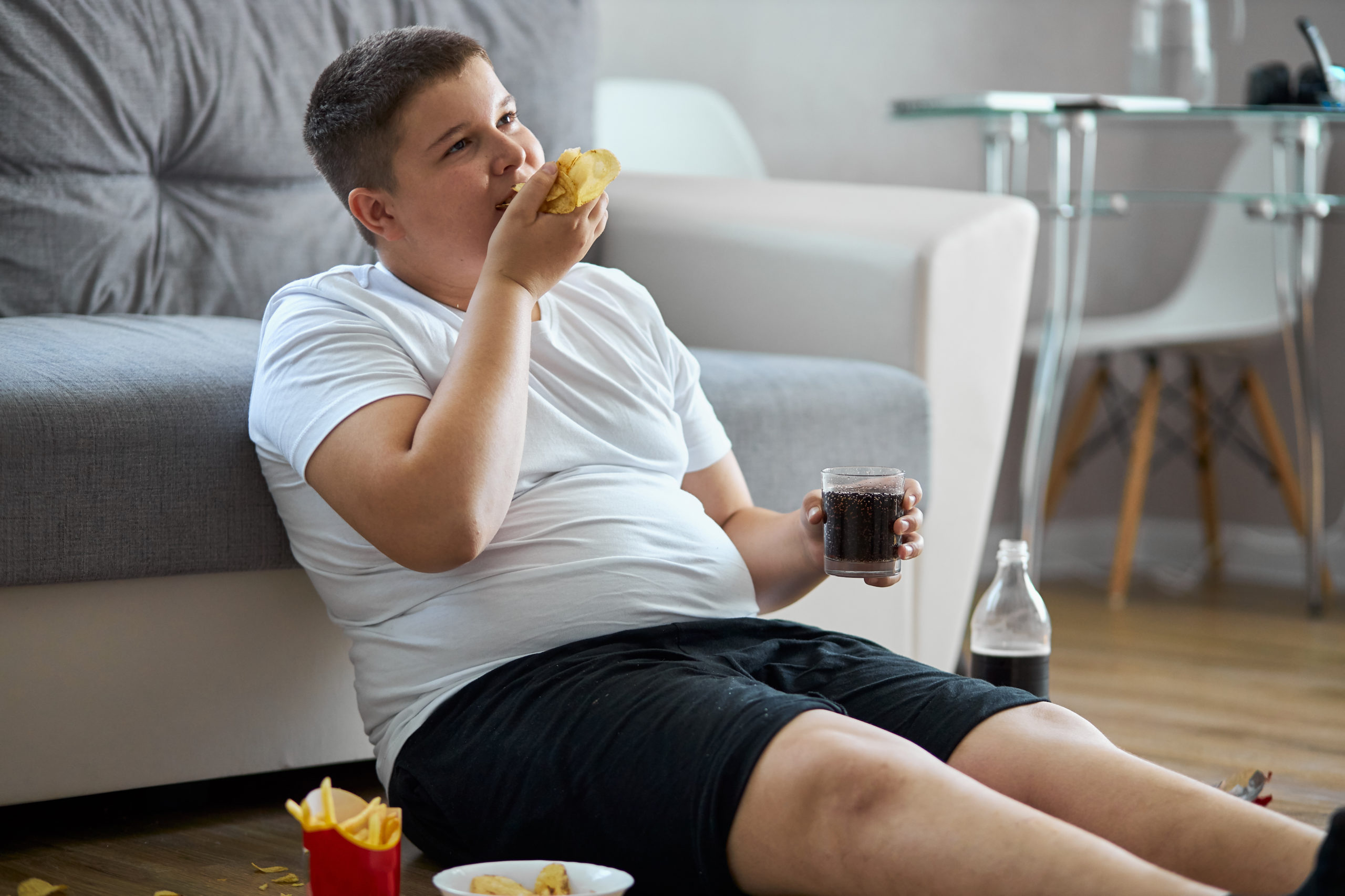 As oito principais causas da obesidade